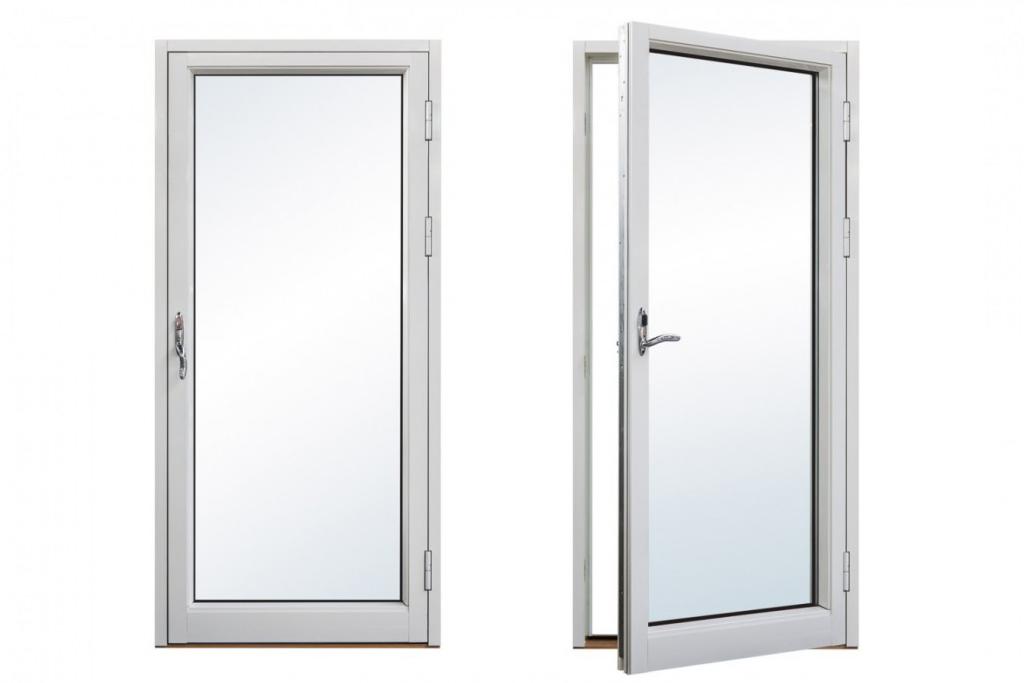 fönsterdörrar - våra dörrar
