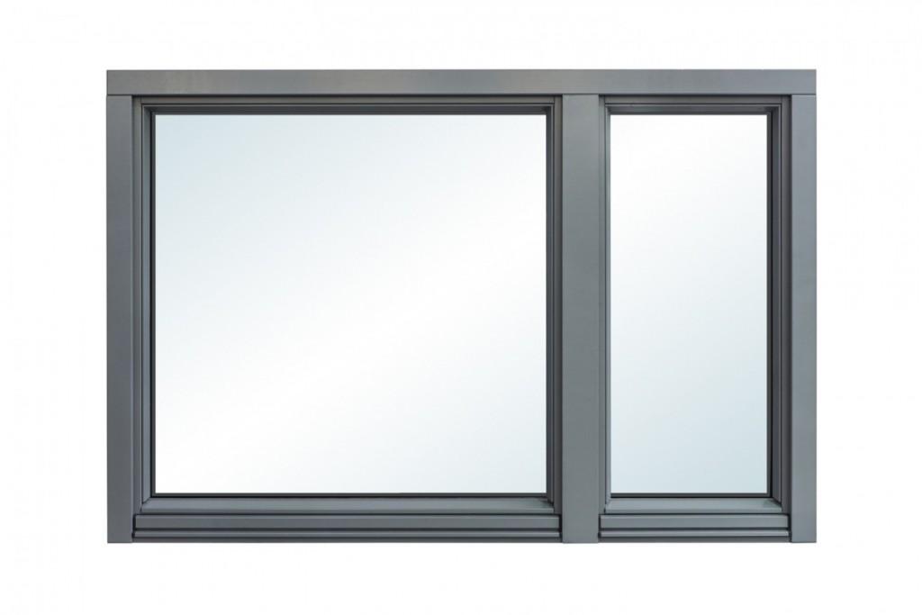 fasta fönster